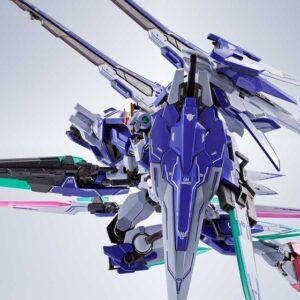 Metal Robot 00 XN Raiser+Seven Sword+GN Sword II Blaster Set