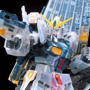 P-Bandai: 1/144 RG Nu Gundam Clear Colour (Jan 2021 Release)