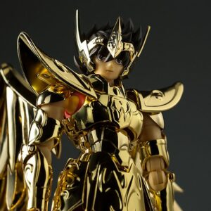 Saint Myth Cloth EX Sagittarius Seiya GOLD 24K Limited Edition
