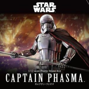 Bandai Star Wars: 1/12 Captain Phasma
