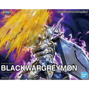 Figure-rise Standard Black WarGreymon (Amplified)