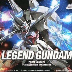 1/144 HG Legend Gundam