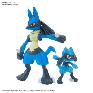 Pokemon Collection 44 Riol & Rukario