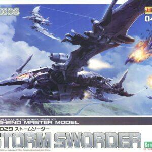 Zoid RZ-029 Storm Sworder by Kotobukiya