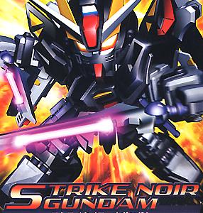 BB #293 Strike Noir Gundam
