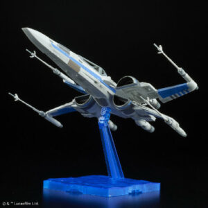 Bandai Star Wars: 1/72 Blue Squadron Resistance X-Wing Fighter