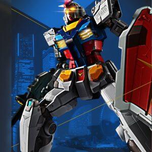 Chogokin X Gundam Factory Yokohama RX-78F00 Gundam (Jan 2021 Restock)