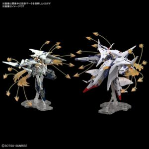 HGUC 1/144 XI Gundam VS Penelope Funnel Missile Effect Set (April 2020 Release)