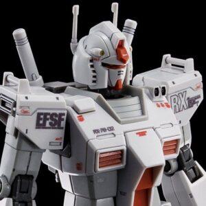 P-Bandai: HG 1/144 RX-78-02 Gundam Rollout Color (GUNDAM THE ORIGIN version) (June 2021 2nd Release)