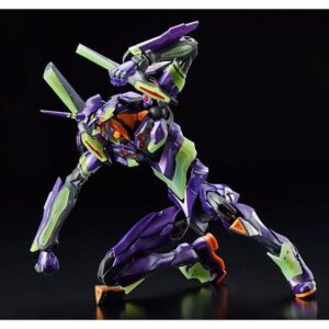 P-Bandai: RG Evangelian Unit-01 [Night Combat Color] (May 2021 Release)