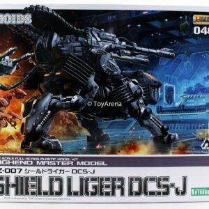 Zoid RZ-007 Shield Liger DCS-J by Kotobukiya