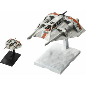 Bandai Star Wars: 1/48 & 1/144 Snowspeeder Set
