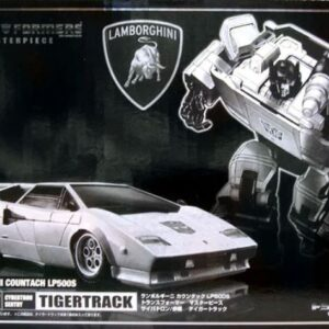 Transformers Masterpiece MP-12T Tigertrack Tokyo Toy Show Exclusive