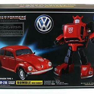 Transformers Masterpiece MP-21R Bumblebee Red Body Version