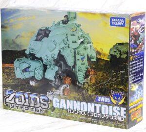 Zoids ZW05 Gannontoise by Takara Tomy