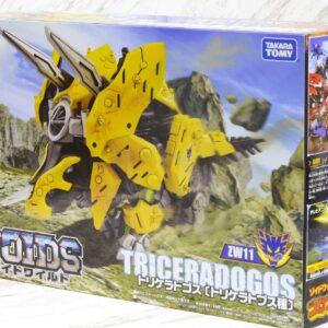 Zoids ZW11 Wild Triceradogos by Takara Tomy