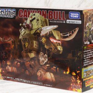 Zoids ZW26 Wild Cannon Bull by Takara Tomy