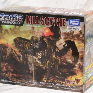 Zoids ZW42 Wild Kill Scythe by Takara Tomy