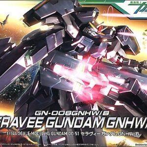 1/144 HG Seravee Gundam GNHW/B