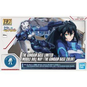 P-Bandai 1/144 HGBD:R Mobile Doll May [Gundam Base Color]