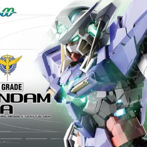 1/60 PG Gundam Exia (without LED)