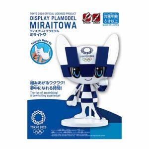 Tokyo 2020 Olympic Display plamodel Miraitowa