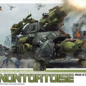 Zoids: RMZ-27 Cannon Tortoise Ver. by Kotobukiya (July 2021 Reissue)