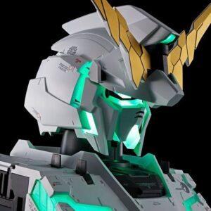 P-Bandai: REAL EXPERIENCE MODEL RX-0 Unicorn Gundam [Auto-Trans Edition] (Nov 2021 Release)