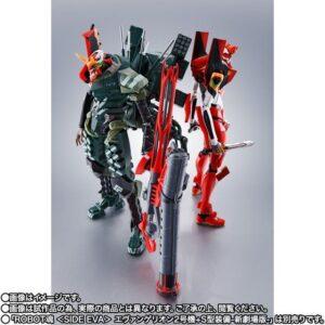 P-Bandai: Robot Damashi Side EVA – New Evangelion 02 Alpha (Aug 2021 Release)