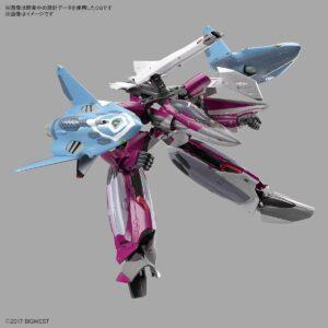 Sv-262Hs Draken III w/ Lil Draken (Mirage Farina Jenius Machine) (Mar 2021 Release)