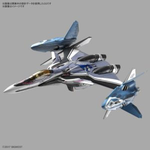 VF-31F Siegfried w/ Lil Draken (Hayate Immelman Machine) (Mar 2021 Release)