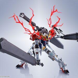 Metal Robot Damashi Side MS – Gundam Barbatos Lupus (Aug 2021 Release)