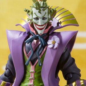 S.H.Figuarts Devil Joker: Demon King of the Sixth Heaven (May 2021 Reissue)