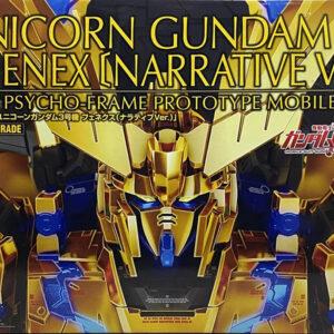 P-Bandai: PG 1/60 Phenex [NARRATIVE VER.]