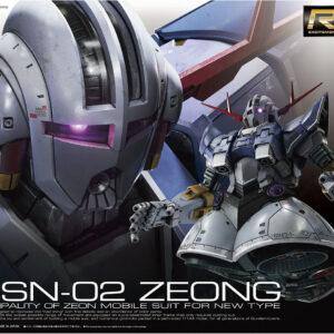 1/144 RG Zeong 34