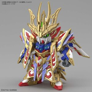 SDW HEROES Cao Cao WING GUNDAM ISEI STYLE (July 2021 Release)