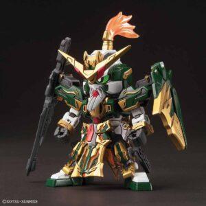 SD Sangoku Soketsuden Huang Zhong Gundam Dynames