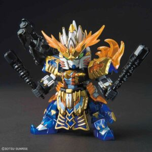 SD Sangoku Soketsuden Taishi Ci Duel Gundam