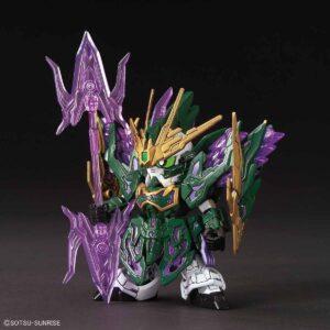 SD Sangoku Soketsuden Zhang He Altron Gundam