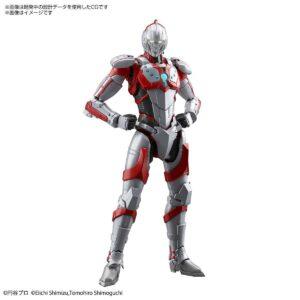 Figure-rise Standard Ultraman Suit Zoffy -Action- (Oct 2021 Release)
