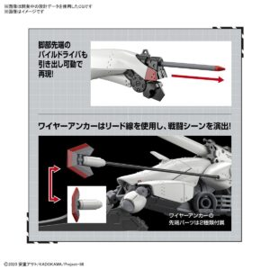 1/48 HG Reginleif with Blade (Provisional) (Oct 2021 Release)