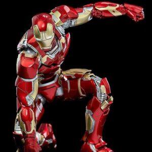 Avengers: 1/12 Infinity Saga DLX Iron Man Mark 43 (Sep 2021 Release)