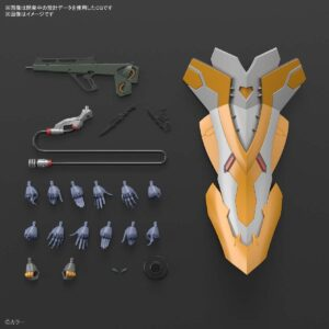 RG General-purpose Humanoid Decisive Weapon Android Evangelion Regular Practical Type 3 ESV Shield Set (Nov 2021 Release)